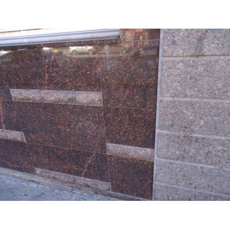 Оформление фасада и стен